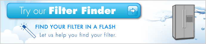 Kenmore Water Filters - By Refrigerator Model Number on