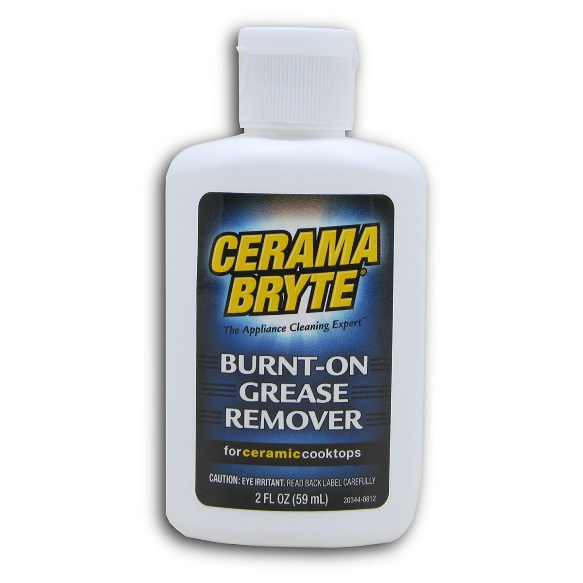 20812 Cerama Bryte 2 Ounce Ceramic Cooktop Burnt On Grease