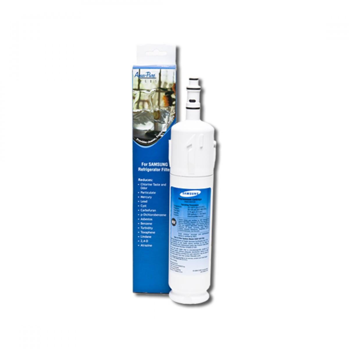Samsung Water Filter Da29 00012a on kenmore refrigerator water filter replacement parts