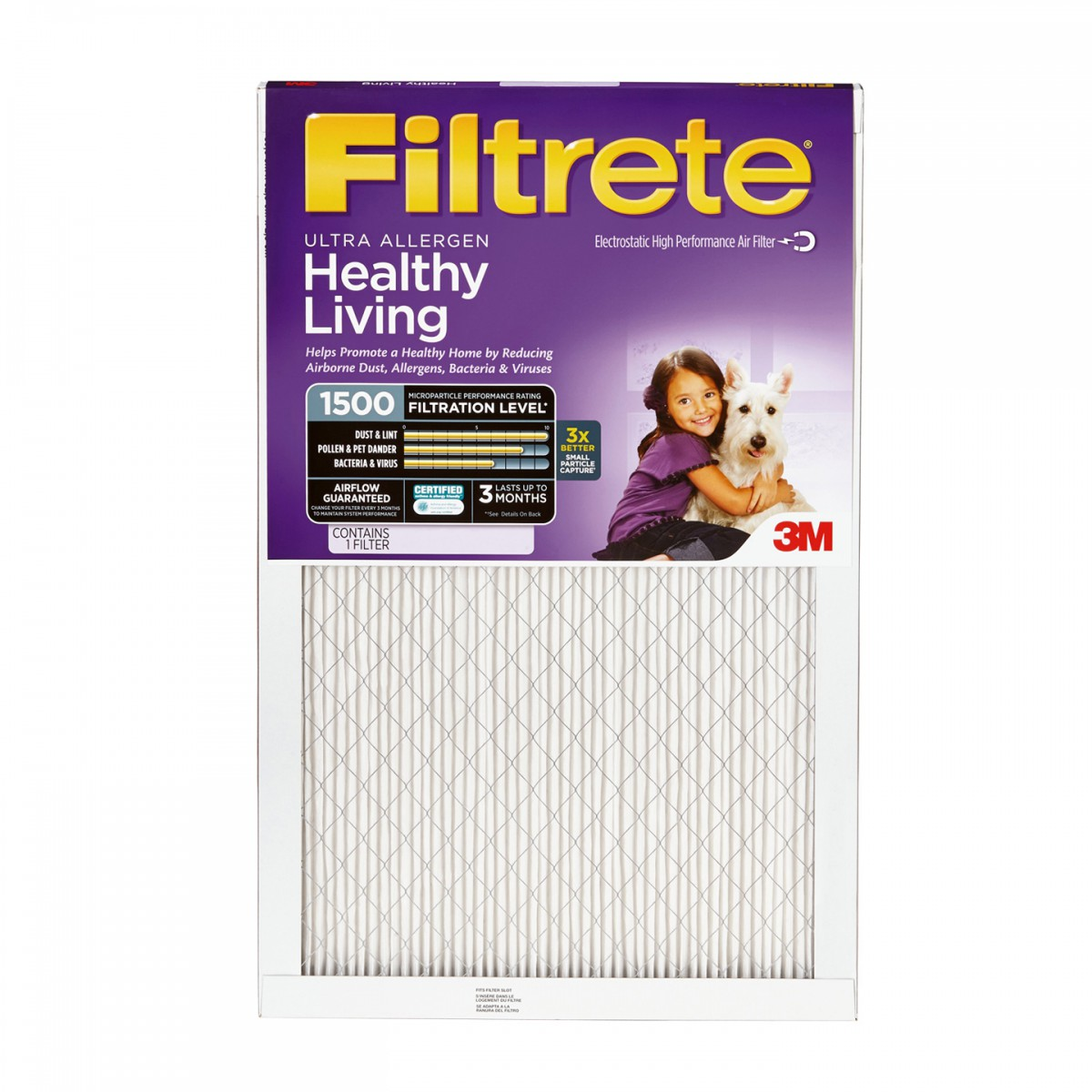 3M Filtrete Air Conditioner & Furnace Air Filters Replace your old air filter with a Filtrete air/furnace filter from Discount Filter Store Clean air filters can reduce pollen and allergens in the air while reducing the energy cost of your home's HVAC system.