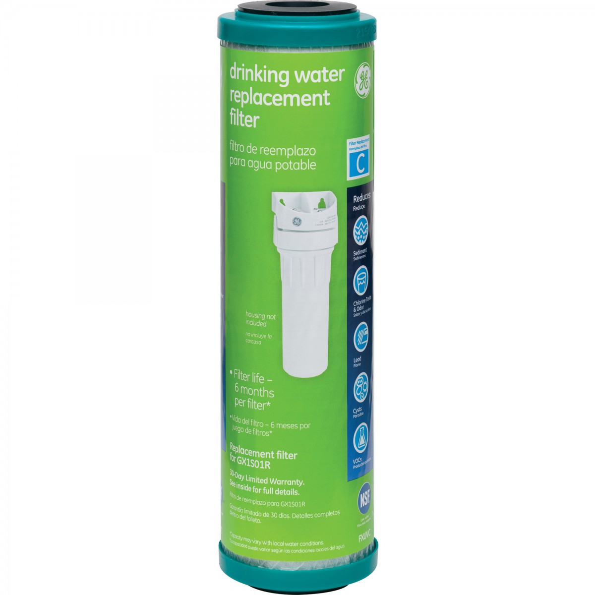 Ge Refrigerator Replacement Water Filter