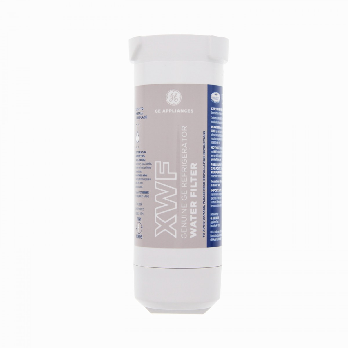 Xwf Ge Replacement Refrigerator Water Filter