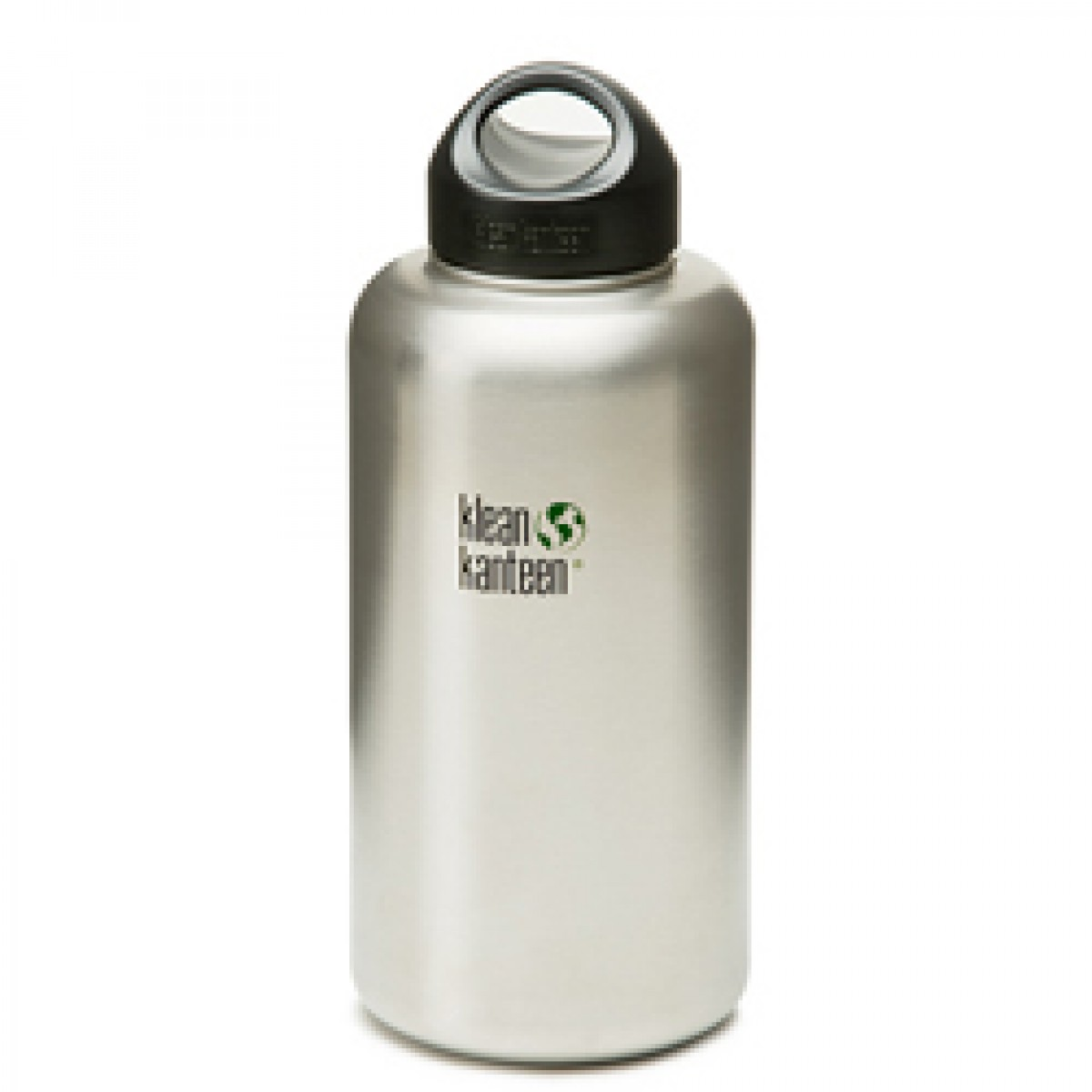 Klean Kanteen K64WSSL Stainless Steel Wide Mouth Water Bottle: 64 Ounce w/Loop-capUP TO 70% OFFTHE FILTERSYOU NEEDTHANK YOU
