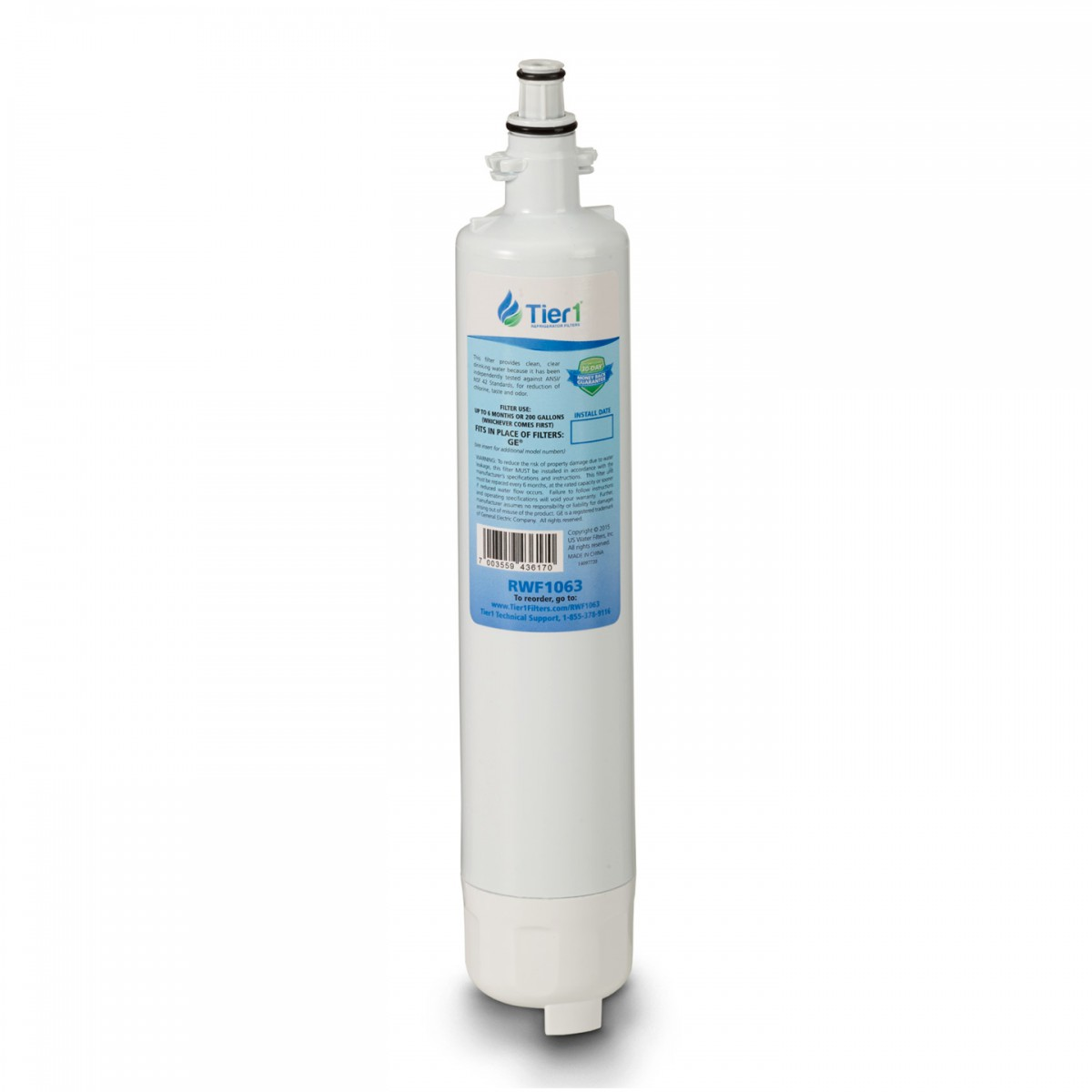 Ge Rpwf Comparable Rwf1063 Refrigerator Filter Replacement