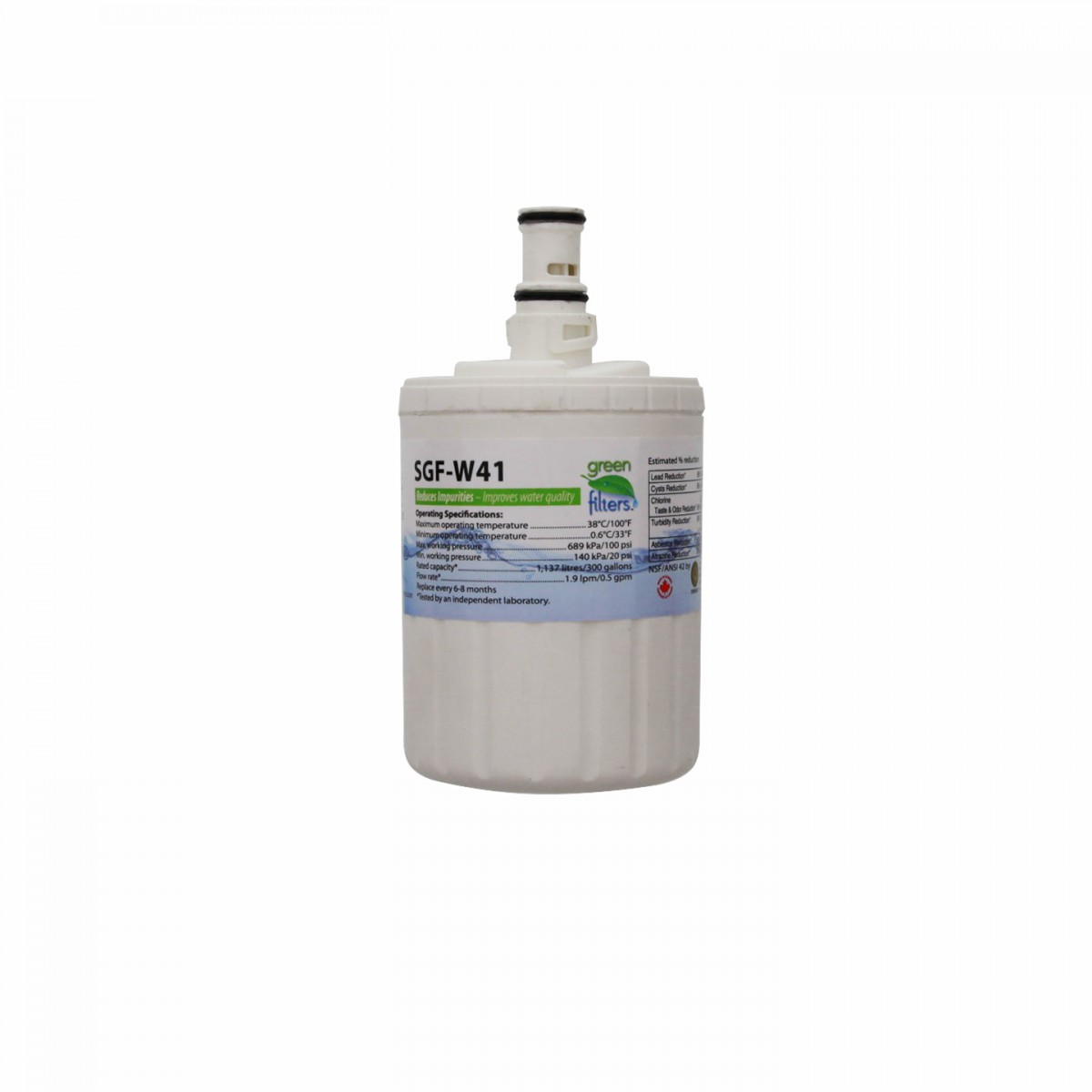 Whirlpool 8171414 Refrigerator Filter Comparable By Swift