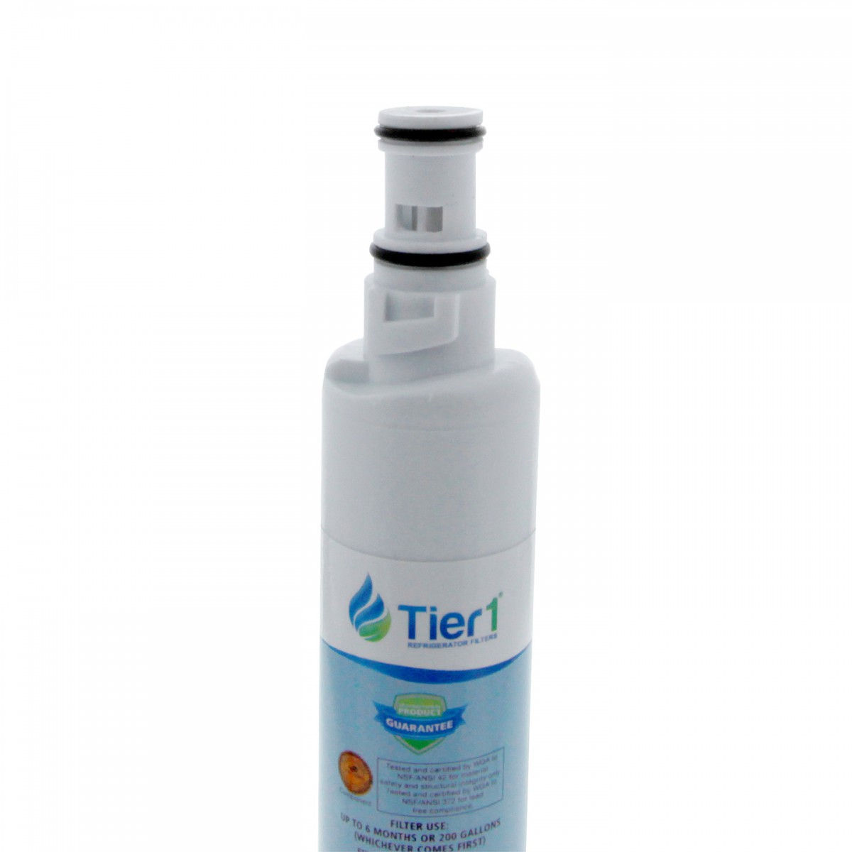 EveryDrop EDR6D1 Whirlpool 4396701 Comparable Refrigerator Water Filter  Replacement By Tier1