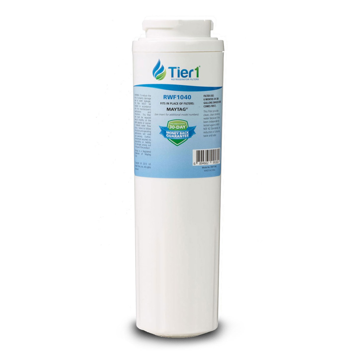 1033f6a6ba5 Maytag UKF8001 Comparable Refrigerator Water Filter Replacement By Tier1