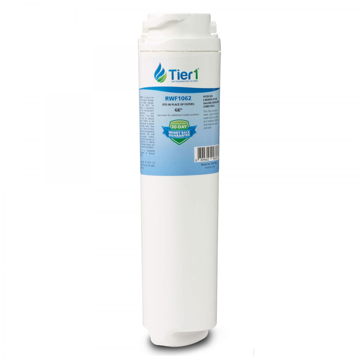Smart Water Filters Ge Mswf Comparable Smartwater Filter Replacement By Tier1