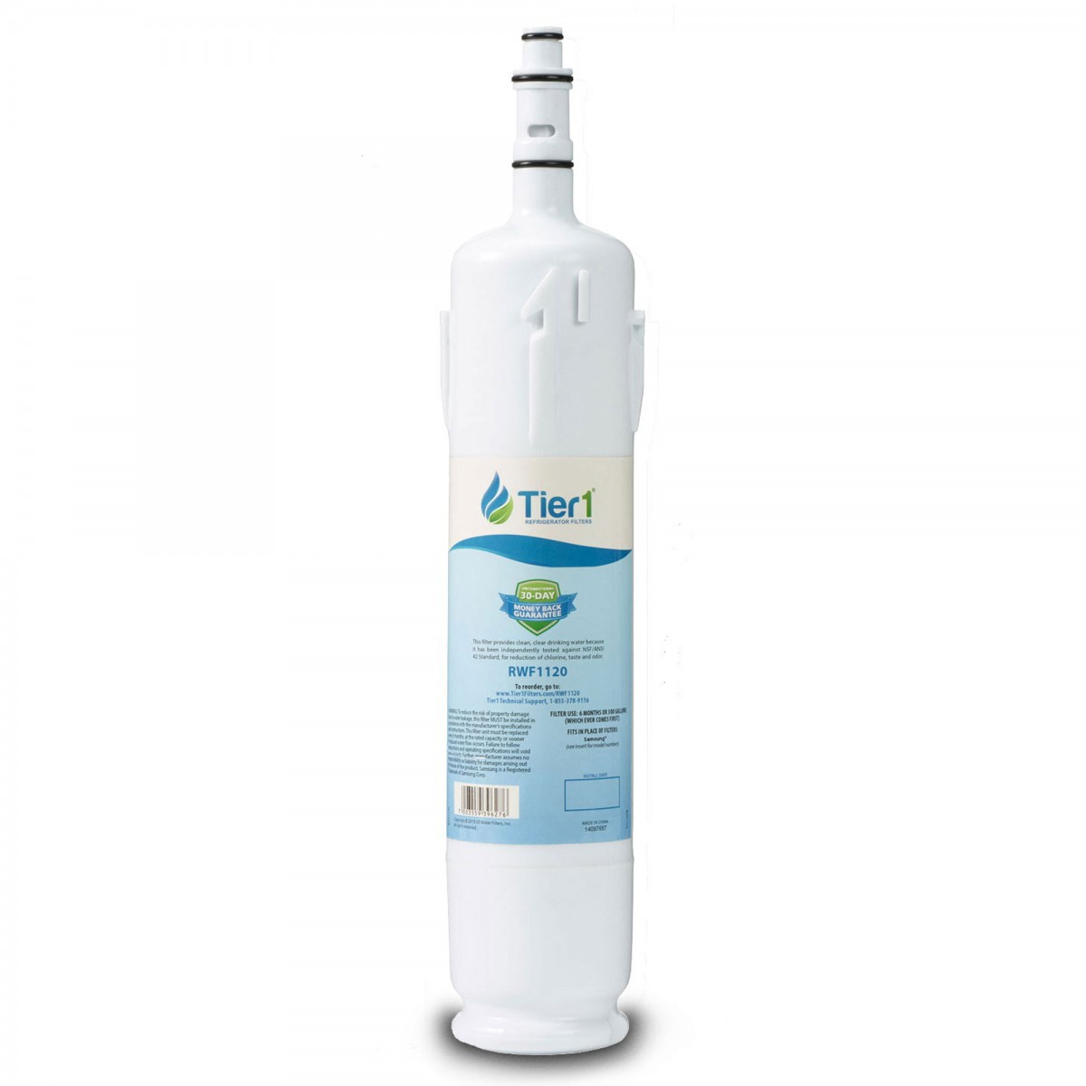 Samsung Da29 00012b Comparable Refrigerator Water Filter Replacement By Tier1