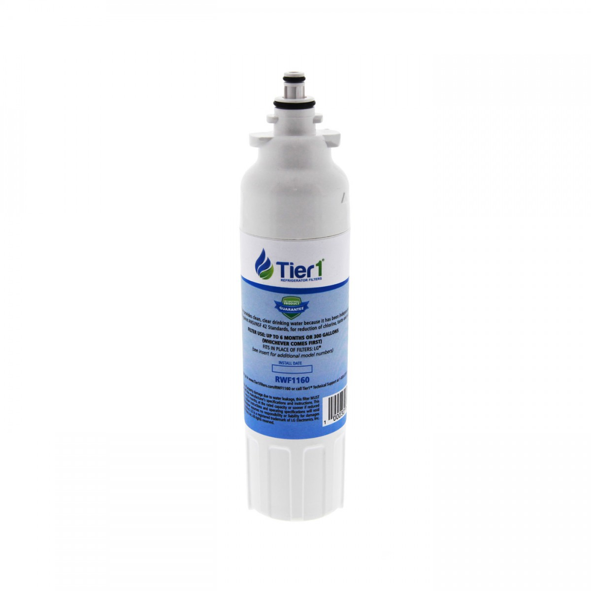 Lg Lt800p Comparable Refrigerator Water Filter Replacement