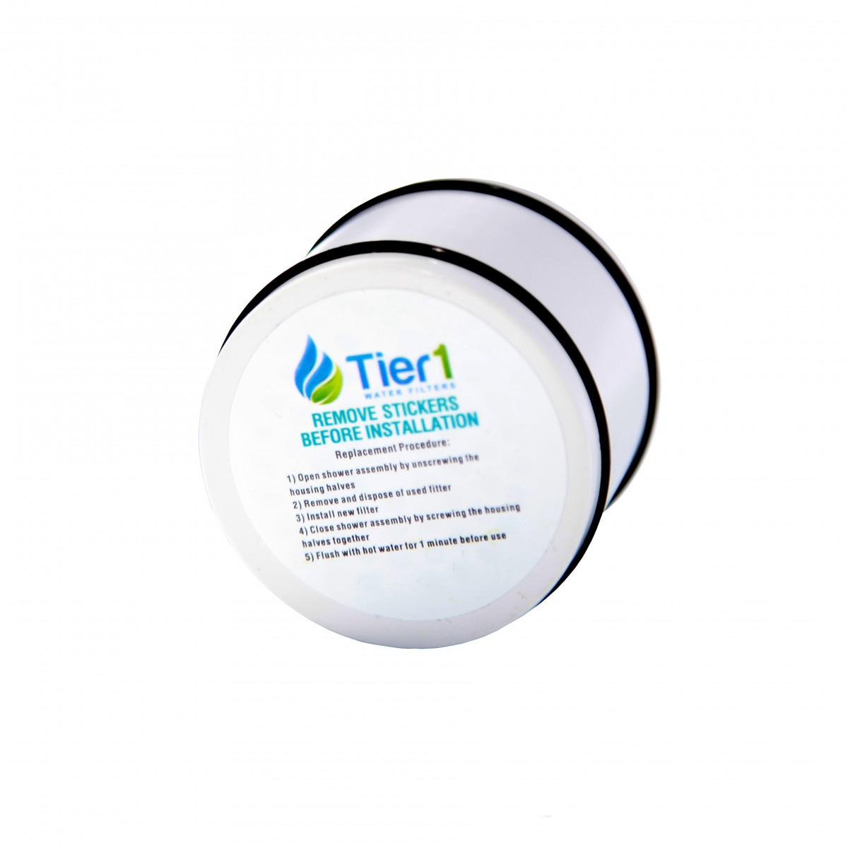 Whr 140 Comparable Replacement Shower Filter By Tier1