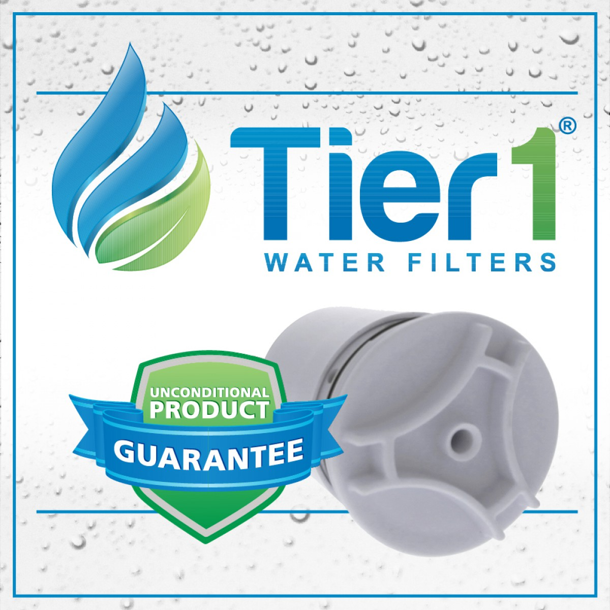 Culligan FM-15RA Comparable Replacement Faucet Filter Cartridge by Tier1