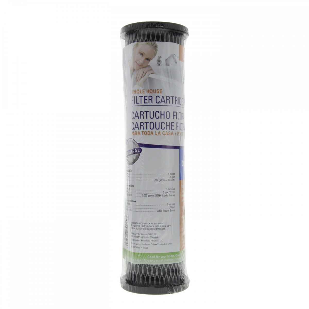Omnifilter To1ss Whole House Water Filter Cartridge