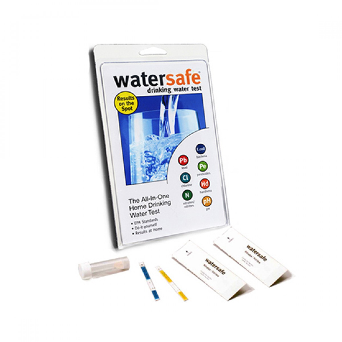 All In One Watersafe Water Test Kit