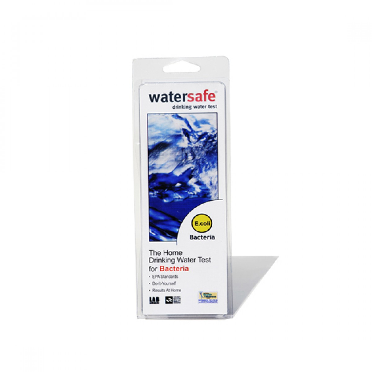 Home Drinking Water Bacteria Watersafe Water Test Kit