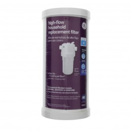 GE SmartWater FXHTC Whole House Water Filter Replacement Cartridge