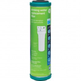 GE SmartWater FXUVC Undersink Water Filter Replacement Cartridge