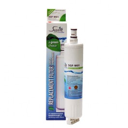 Whirlpool 4396510 Refrigerator Water Filter: Comparable Replacement by Swift Green