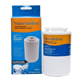 GE MWF Refrigerator Water Filter: Comparable Replacement by Water Sentinel WSG-1