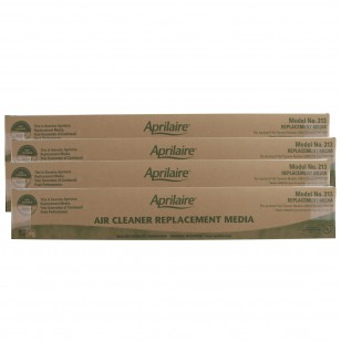 213 Aprilaire Air Purifier Replacement Filter (4-Pack)