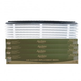 413 Aprilaire Air Purifier Replacement Filter (4-Pack)