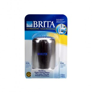 Brita 42622 Chrome Faucet Filter