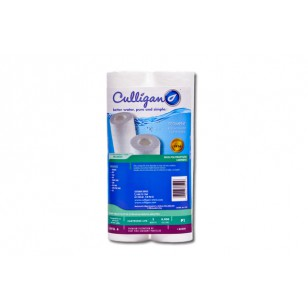 Culligan P1-D Whole House Water Filter Replacement Cartridge (Level 4, 2-Pack)