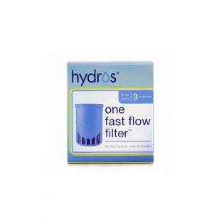 Hydros Fast-Flow Side-Fill Water Purifier Bottle Filter (HBSF-1FLT)