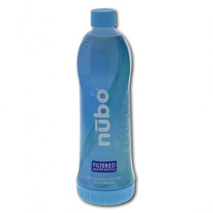 Nubo 57-1423 Filtered Water Bottle