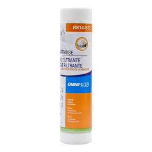 OmniFilter RS14-SS Whole House Water Filter Replacement Cartridge