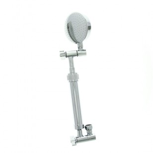 Sprite FXS-CM-S3 ShowerUp Shower Filter System and Extension Arm