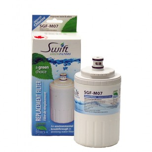 Maytag UKF7003 Refrigerator Water Filter: Comparable Replacement by Swift Green