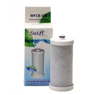 Frigidaire WFCB/WF1CB Refrigerator Water Filter: Comparable Replacement by Swift Green