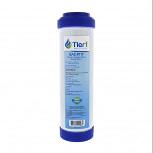 3M Aqua-Pure AP117 Comparable GAC Water Filter Replacement by Tier1