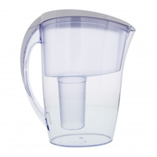 ier1 PWF-1000 1.5 Liter (10-Cup) Water Filter Pitcher System