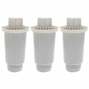 Tier1 Alkaline Pitcher Water Filter Replacements (3-Pack)