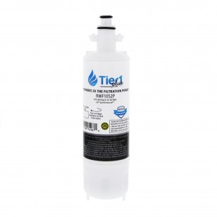 LG LT700P Comparable Refrigerator Water Filter Replacement by Tier1 Plus