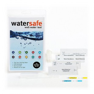 WaterSafe WS-425W Well Water Test Kit