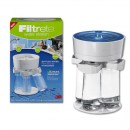 3M Filtrete WS01-WH Water Station: Filtered Water Bottle Filling Station