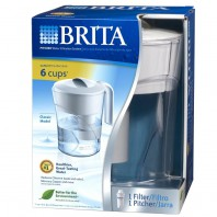 Brita Water Filter Pitcher / Classic 48 Oz. Size