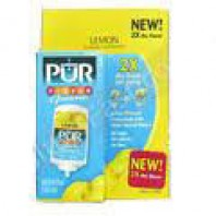 PUR FC-600L Flavor Options Water Filter Replacement Cartridge (Lemon)