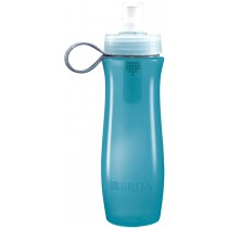 Brita Water Purifier Bottle: Blue With Filter Inside