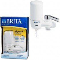 Brita 42201 On-Tap Faucet Filter System (White)