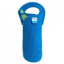BUILT NY Blue Neoprene Baby Water Bottle Tote (12-18 oz.)
