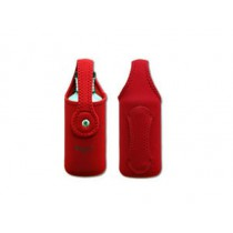 BUILT NY Red Neoprene Water Bottle Tote (32 oz.)