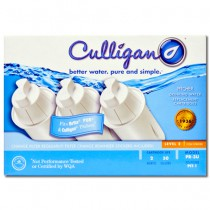Culligan PR-3U Universal Water Filter Pitcher Replacement Cartridges (3-Pack)