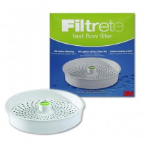 3M Filtrete FFRF01-WH-1 Fast Flow Replacement Water Filter