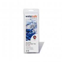 WaterSafe Home Drinking Water Test Kit for Lead