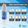 LG LT800P Comparable Refrigerator Water Filter Replacement By Tier1 (Chart 2)