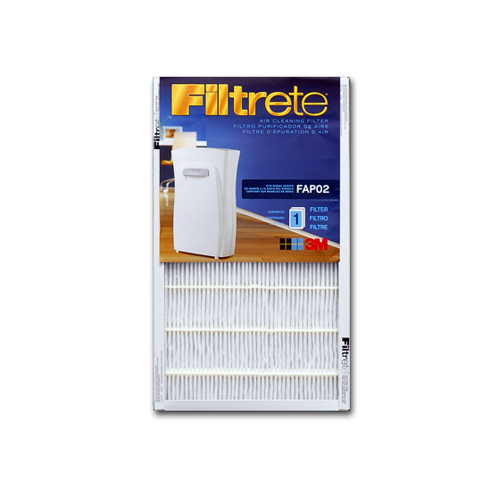 3M Filtrete FAPF02 Air Cleaning Filter Replacement FILTRETE-FAPF02